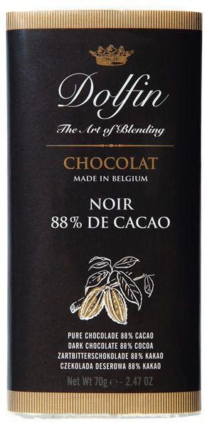 Zartbitterschokolade 88%